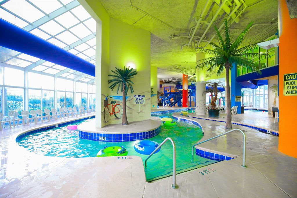 Indoor Lazy River