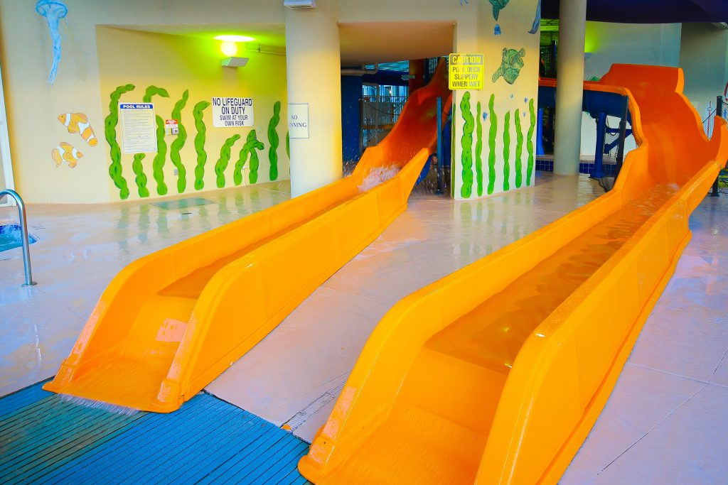 Indoor Waterslides