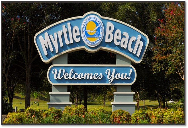 Welcome to Myrtle Beach