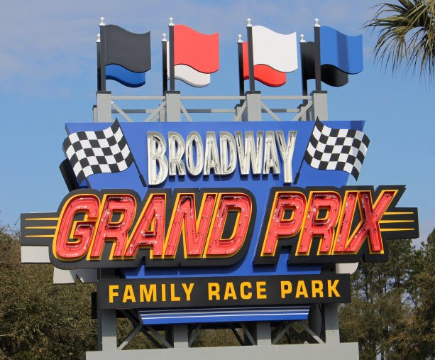 Broadway Grand Prix Family Race Park