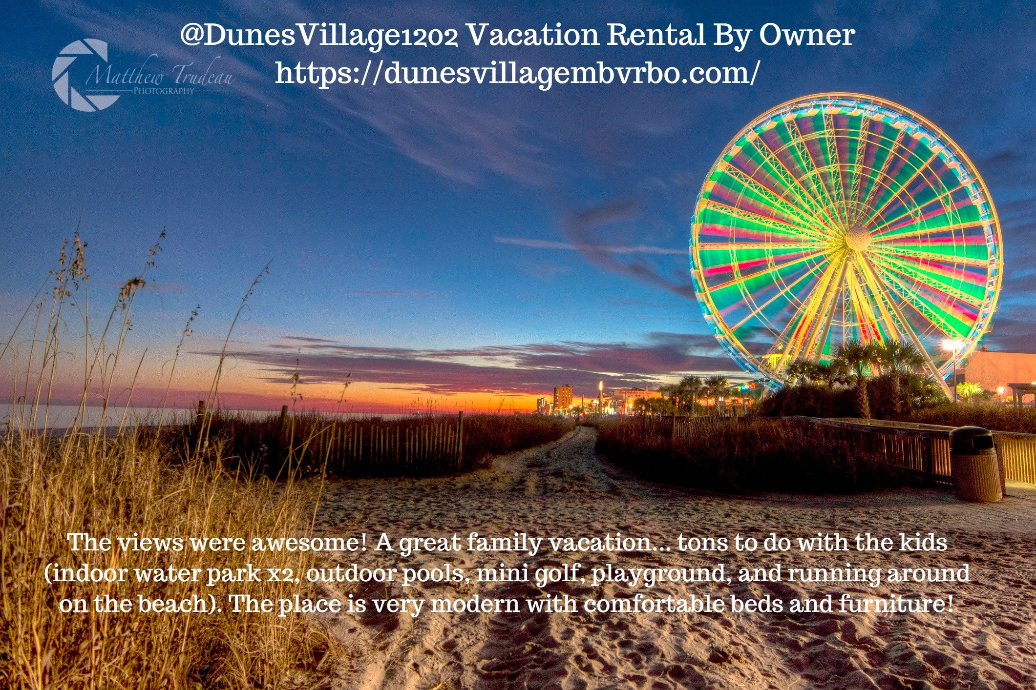 Review @DunesVillage1202