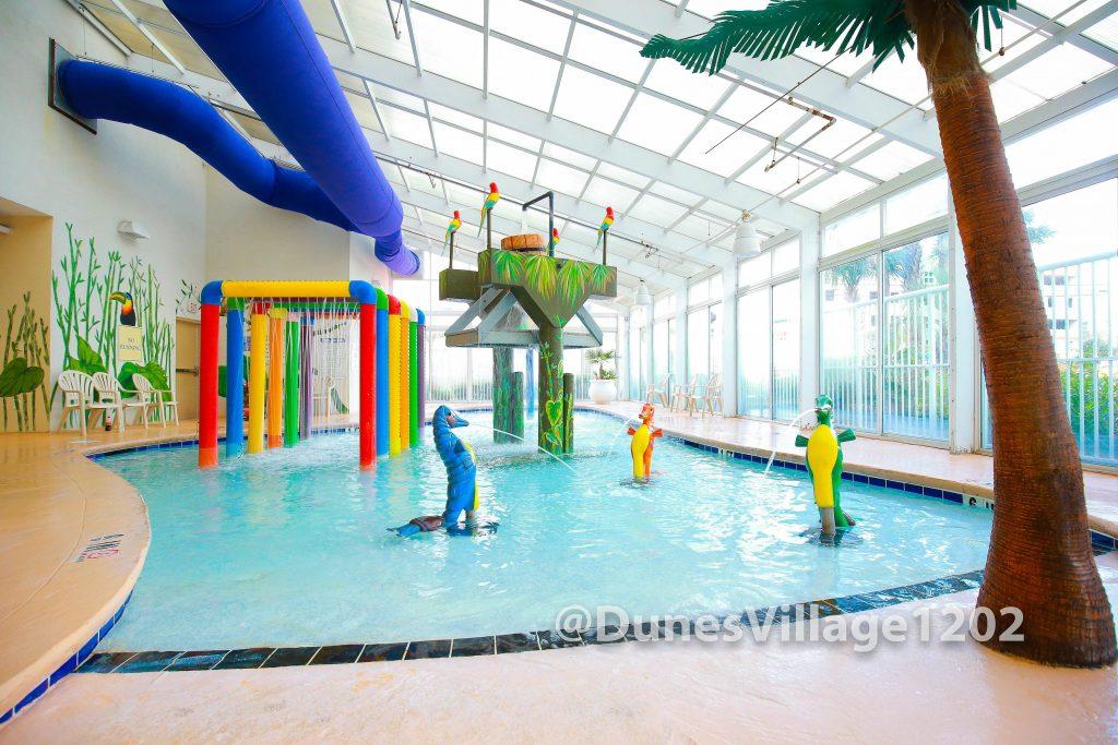 Indoor Kids Play Area!