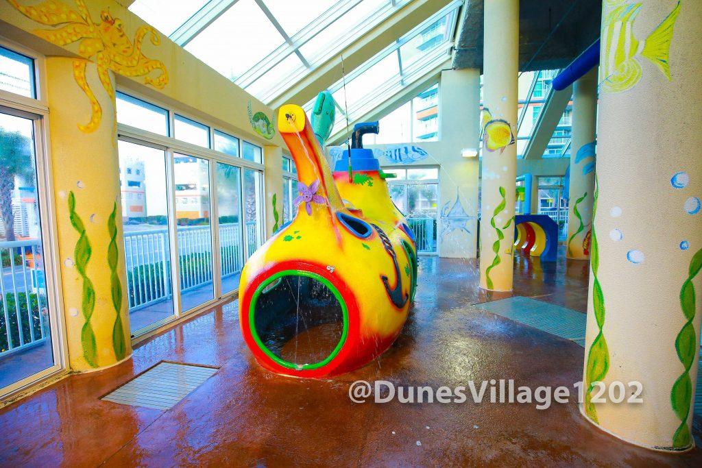 Indoor Kid Play Area!